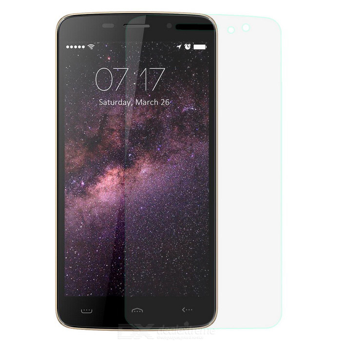 Explosion Proof Tempered Glass Film for Homtom HT17 - Transparent