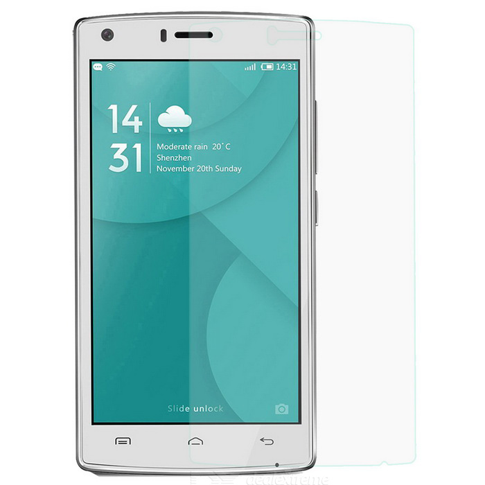 Explosion Proof Tempered Glass Film for Doogee X5 MAX - Transparent