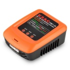 E3AC 2S/3S 15W Lipo Battery Balance Charger - Orange
