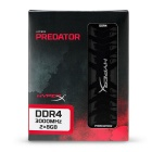 kingston HyperX rovdjur 16G DDR4 desktop minne HX430C15PB3K2 / 16