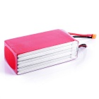 22000MAH 6S 25C 22.2V Professional li-po Battery Model HJ