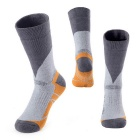 NatureHike Hiking Climbing Skiing Outdoor Running Sport Socks - Grey