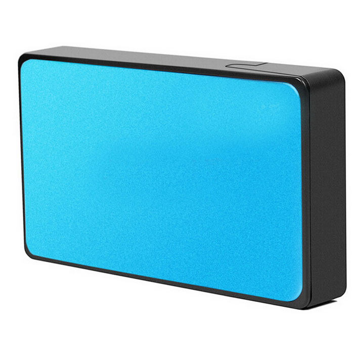 BSTUO USB 3.0 3.5'' Tool-Free SATA HDD Enclosure External Case - Blue