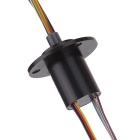 Medium Slip Ring for Capsule OD 22mm 12Circuits 2A/Circuit