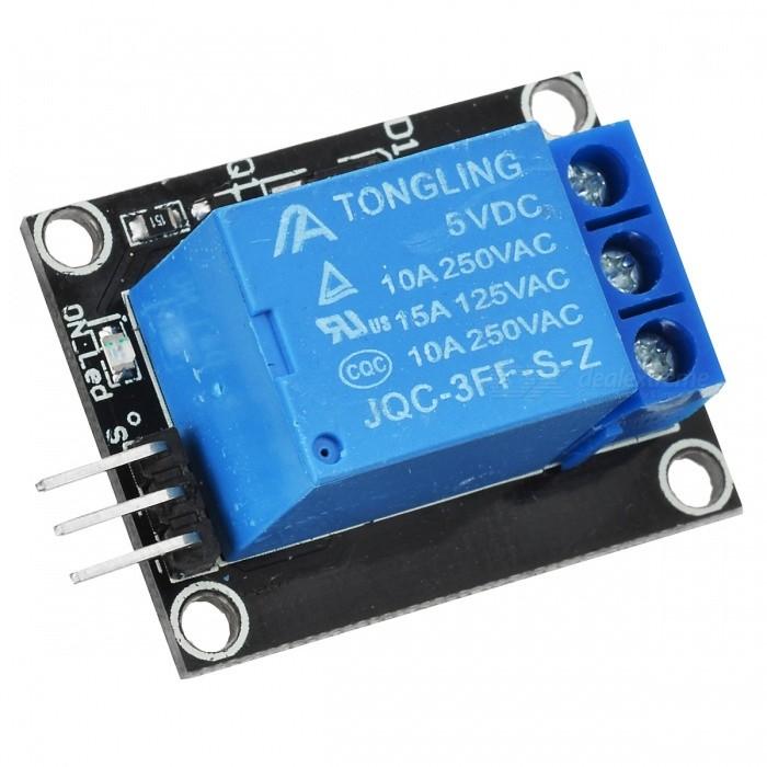 V relay module for arduino blue free shipping