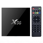 X96 TV Box Android 6.0 Online Player w/ 1GB RAM, 8GB ROM (US PLUG)