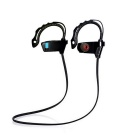 Noise Reduction Bluetooth Headset In-Ear Earbuds w/ Mic - Black