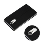 OCUBE PU Leather Case for Leagoo M5 Mobile Phone - Black
