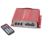 Buy USB SD FM Radio MP3 MIC Mixer Player 4CH Power Amplifier Remote