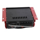 CARKING USB SD FM Radio MP3 MIC Mixer Player 4CH Power Amplifier - Red