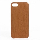 Ultra Thin Soft PU Leather for IPHONE 7 - Wooden