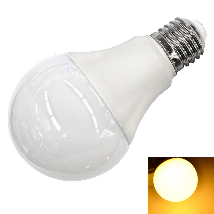 E27 7W 600lm 16-2835 SMD Wide Voltage Bulb Lamp Warm WhiteE27<br>Color BINWarm WhiteModelWide pressure 7WMaterialplastic ABSForm  ColorWhiteQuantity1 DX.PCM.Model.AttributeModel.UnitPower7WRated VoltageAC 100-240 DX.PCM.Model.AttributeModel.UnitConnector TypeE27Chip BrandOthers,-Emitter TypeOthers,2835 SMDTotal Emitters16Theoretical Lumens600 DX.PCM.Model.AttributeModel.UnitActual Lumens600 DX.PCM.Model.AttributeModel.UnitColor Temperature3000KDimmableNoBeam Angle270 DX.PCM.Model.AttributeModel.UnitPacking List1 * Bulb light<br>