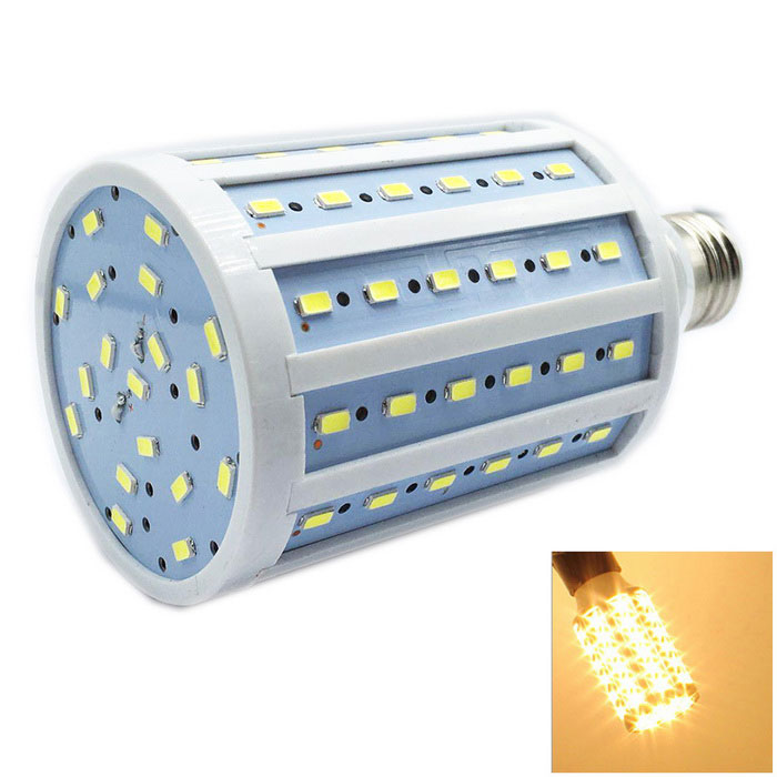 WLXY E27 25W 1000lm 90-SMD 5730 LED Warm White Corn Bulb