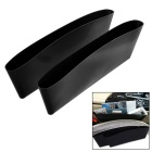 Car Storage Case Holder + Antislip Mat - Black
