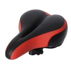 CARKING Bicycle Seat Soft Silicone Saddle w/ Reflective Sticker