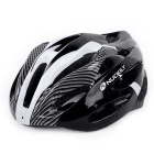 NUCKILY Ultra-thin Cycling Helmet - Black + White