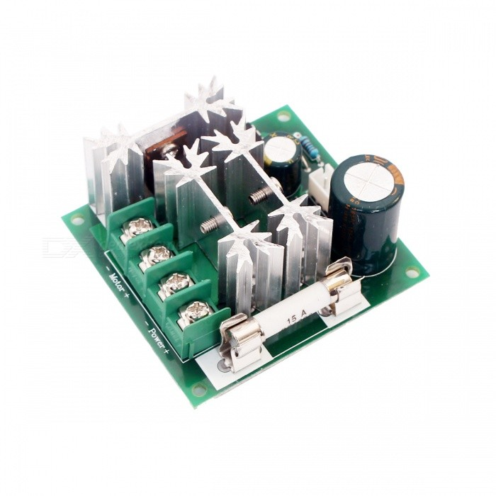 Pwm Dc 6v 90v 15a Motor Speed Control Switch Free Shipping Dealextreme