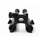 Tactical Hunting Foldable Bipod Adjustable Height fit Picatinny Rail
