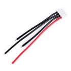 Manufacture RC 3S Lipo Battery Balance Plug Charger Extension Cable - Black + Red