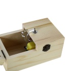 Maikou Wooden Creative Puzzle Toy Magic Box - Light Yellow