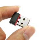 BSTUO Mini USB Wi-Fi Network Card 150Mbps - Black