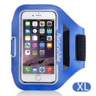 Naturehike Waterproof  Sports Bandage Arm Bag for Mobile Phone - Blue