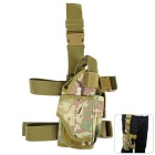 Qutdoor Multifunctional Leg Bag Tactical Pouch with Waist Belt - ACU Camouflage (2.5L)