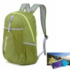 naturehike dobrar-shoulder bag duplo mochila - verde (22L)