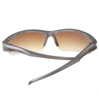 Men's Explosion-proof Outdoor Cycling Sunglasses - Tan + Grey