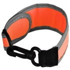 CTSmart Multifuncitonal Outdoor Reflective Lighting Belt - Orange