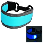 CTSmart Outdoor Sports Luminous Reflective Hanging Belt - Blue