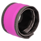 Outdoor Sports Cycling Reflective Lighting Hand Ring Band - Pink