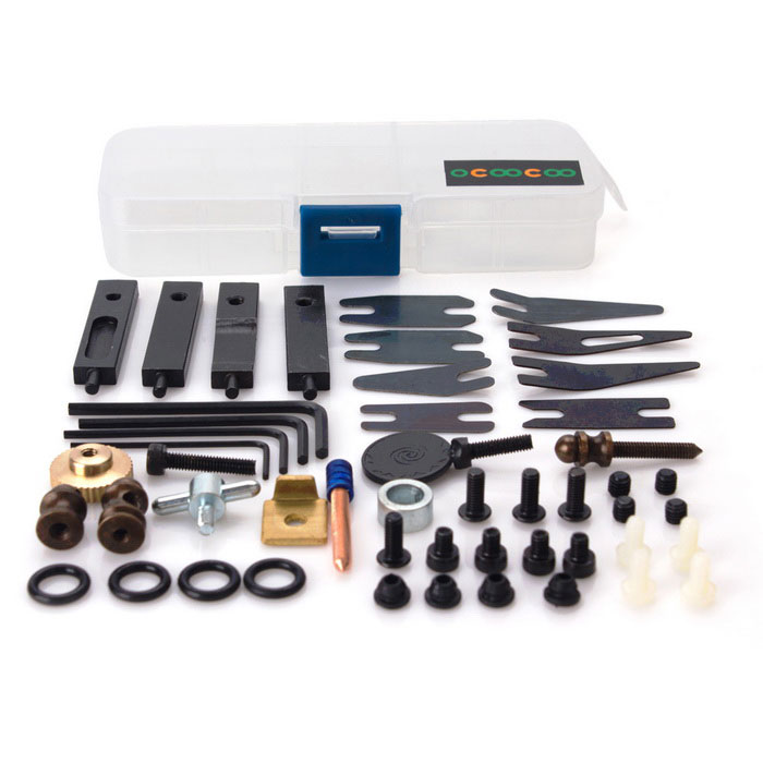 OCOOCOO PJB003 Professional Tattoo Machine Maintenance Accessories Set