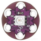 CJMCU-LilyPad WS2812 Pixel Board LED Development Board - Purple