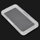 Waterproof Heavy Duty Protective PC + TPU Case for IPHONE 7 - White