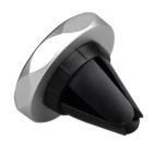 Hat-Prince Universal Car Magnetic Air Vent Phone Mount Holder - Silver
