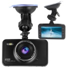 Kelima High-Definition 3.0MP Car Video Recorder Auto Cycle - Black