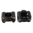 CARKING Electric Pressure Codes Reducing Friction - Black (2PCS)