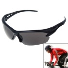 Men's Explosion-proof Outdoor Cycling Sunglasses - Grey + Black