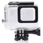 30M Waterproof Housing Case w/ Bracket for GoPro Hero 5 - White