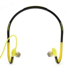 REMAX RM-S15 3.5mm Plug Stereo Sport Earphones Headphones