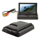 "KELIMA KLM-433 12~ 24V4. 3""  Folded Car Reversing HD Video Displayer"