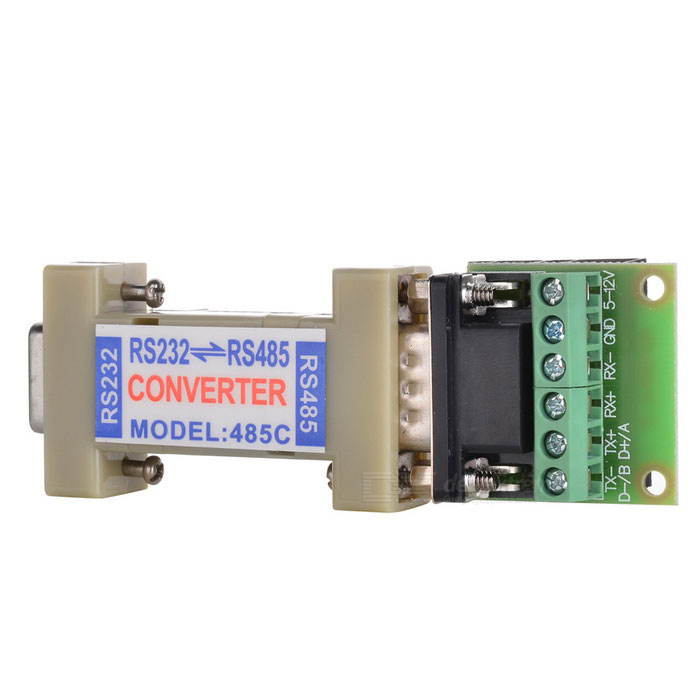Universal Converter w / Cable Adapter Board for CCTV, Door Access Control,  Monitor + More