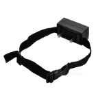 Anti Barking Control System Shock Control Collar for Pet Dog - Black