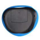 Mini Wireless Air Flying Keyboard Mouse w/ Touch Panel - Black + Blue