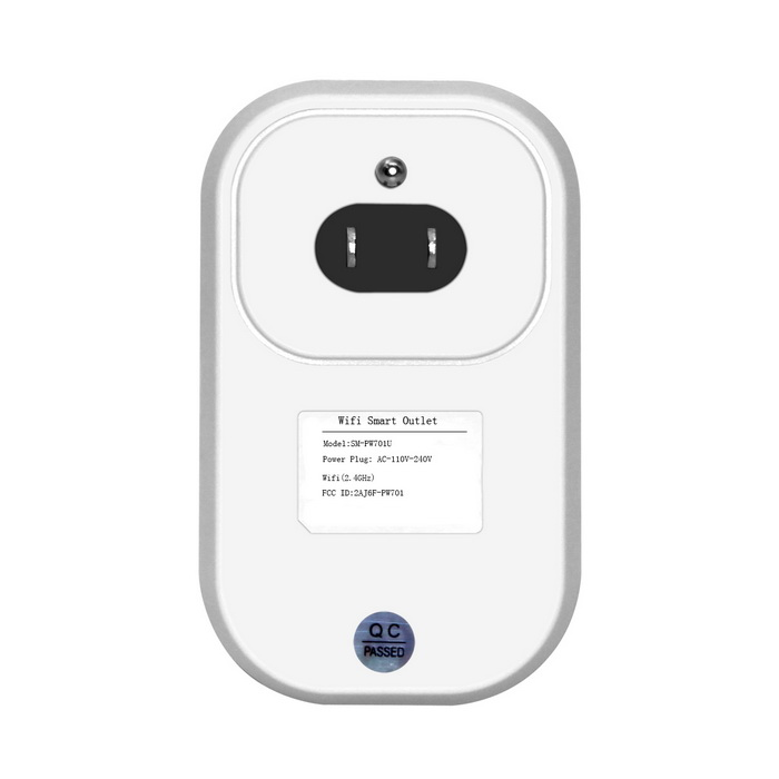 wi-fi wireless remote control timer switch smart power socket - free shipping