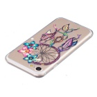 Campanula Flower TPU Protective Case Cover for IPHONE 7 - Transparent
