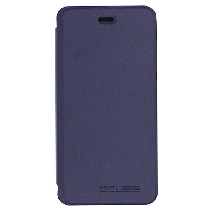 OCUBE PU Leather Case for Bluboo Picasso  Mobile Phone - Deep Blue