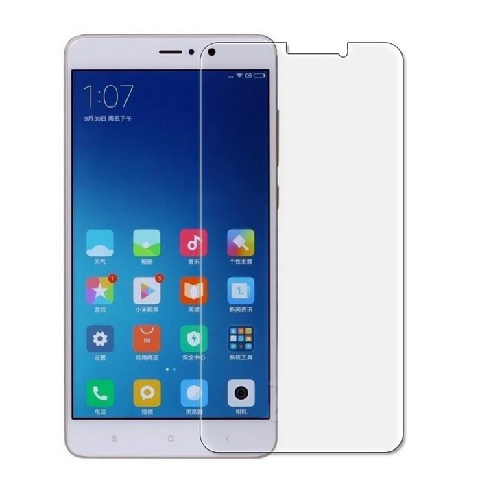 Screen protector Tempered Glass Film for Xiaomi 5S Plus - Transparent