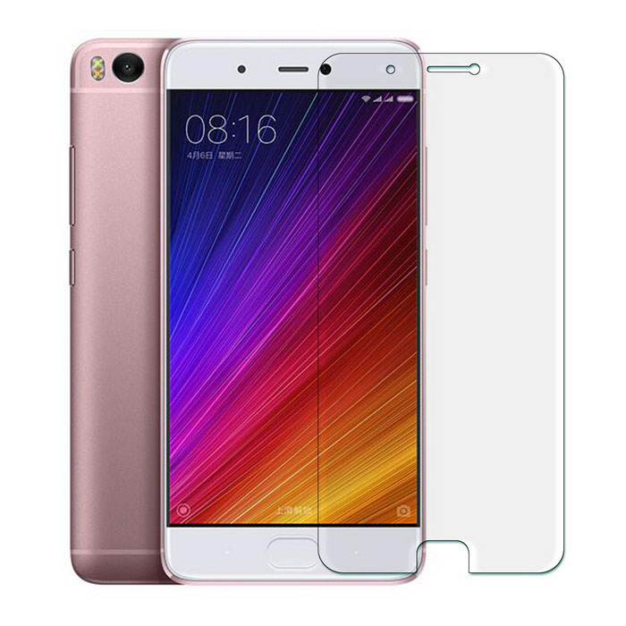 Screen Protector Tempered Glass Film for Xiaomi 5s - Transparent